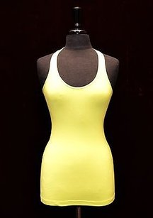 Lululemon Lululemon Athletica Electric Lime Sport Tank Top
