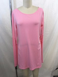 Lululemon Lululemon Athletica Pink Ls Long Top