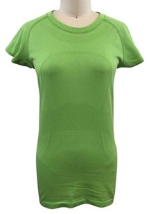 Lululemon Lululemon Athletica Green Swiftly Tech Ss Shirt