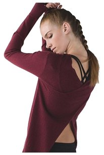 Lululemon Sunset Savasana Pullover Sweater Sz 8