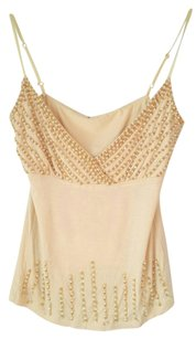 Anthropologie Lulu Mari Top yellow