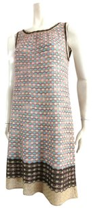 M Missoni short dress Multi-color on Tradesy