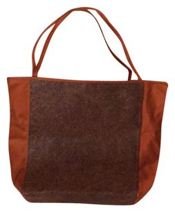 Made in China/Gift Bag/No Brand Tote in Grey/Brown