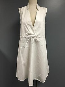 Magaschoni short dress White Shift on Tradesy