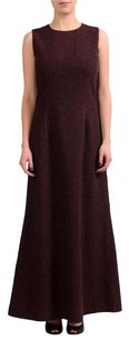Brown Maxi Dress by Maison Margiela Maxi
