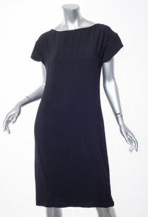 Maison Margiela short dress Black Maison Womens Silk Shift 426 on Tradesy