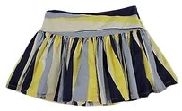 Mango Mng Womens Multi Color Skirt Multi-Color