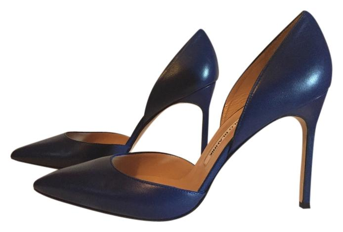 ebay manolo blahnik bb pumps