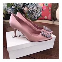 Manolo Blahnik Pink Formal
