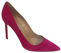 Manolo Blahnik Purple pink Pumps