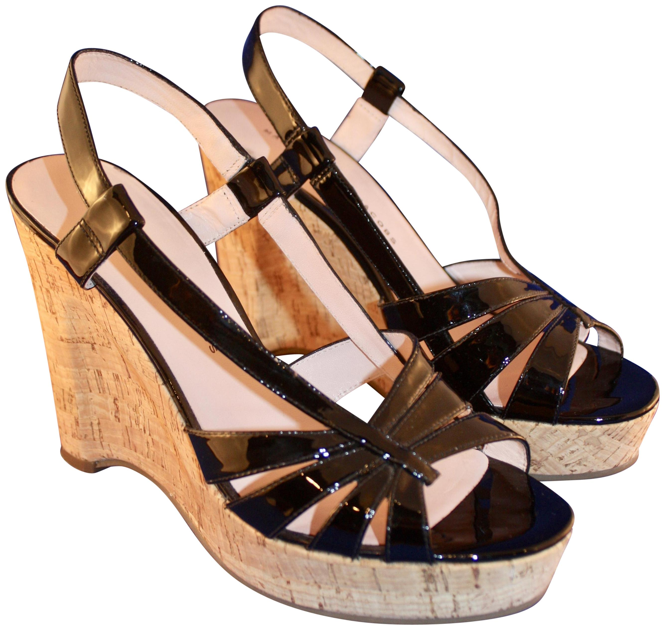 Marc by Marc Jacobs Patent Leather Slingback Sandals sale purchase cheap affordable cost cheap online cheap sale visa payment AVpMB8m88