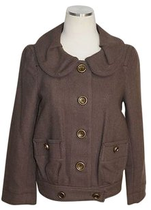 Marc by Marc Jacobs Bubble Coat Browns Jacket