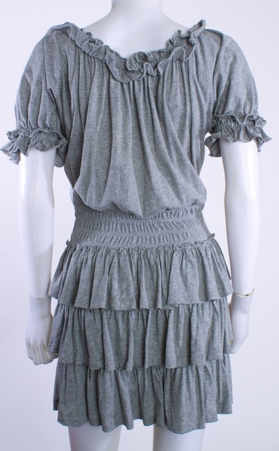 Marc by Marc Jacobs short dress Heather Grey on Tradesy