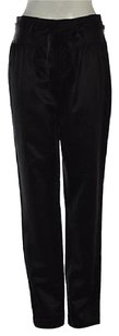 Marc by Marc Jacobs Womens Dress Silk Metallic Trousers Pants