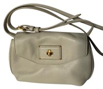 Marc by Marc Jacobs Gold Hardware Pebbled Cross Body Bag