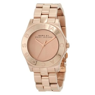 Marc by Marc Jacobs Marc by Marc Jacobs MBM3132 Ladies Watch RoseGold