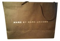 Marc by Marc Jacobs Marc Jacobs black paper shopping bag