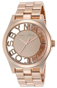 Marc by Marc Jacobs Marc-Jacobs Henry Skeleton MBM3207 Watch