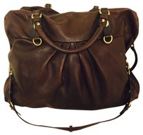 Marc by Marc Jacobs Mbmj Duffle Duffle Brown Travel Bag
