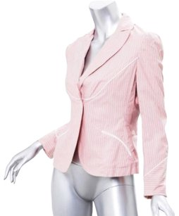 Marc by Marc Jacobs Pink Blazer