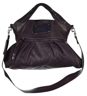 Marc by Marc Jacobs Womens Satchel in Purple