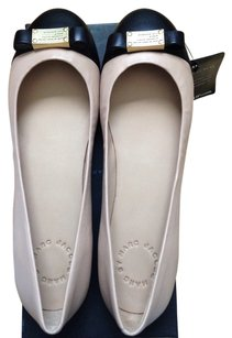 Marc by Marc Jacobs Tan Flats