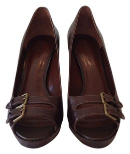 Marc Fisher Chocolate Brown Pumps
