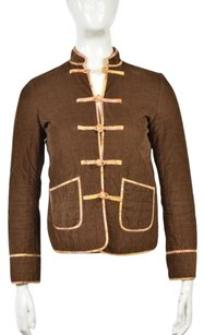 Marc Jacobs Womens Brown Jacket