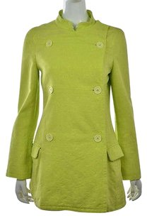 Marc Jacobs Womens Neon Green Jacket