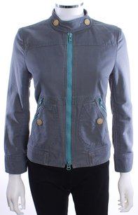 Marc Jacobs Cotton Bomber Motorcycle Jacket