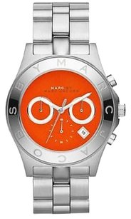 Marc Jacobs Marc By Marc Jacobs Blade Stainless Steel Chronograph Ladies Watch Mbm3306