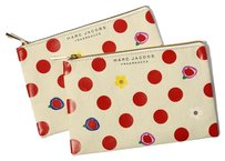 Marc Jacobs Marc by Marc Jacobs Polka Dots Cosmetic Bag VIP GIFT