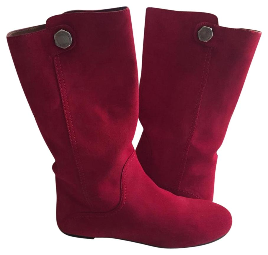 Marc Jacobs Red Boots/Booties Size US 10 Regular (M, B)