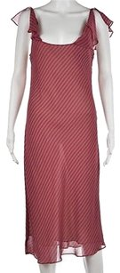 Marc Jacobs Womens Red Dress