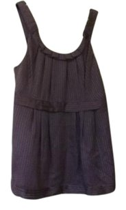 Marc Jacobs Silk Baby Doll Polka Dot Top purple and pink