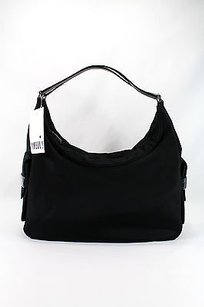 Marella Black Womens Hand Hobo Bag