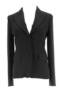 Marella Marella Womens Suit Black Acetate Blend -