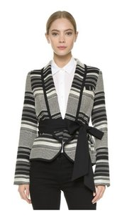 Marissa Webb Wool And Black Jacket