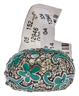 M.C.L by Matthew Campbell Laurenza Matthew Campbell Laurenza Women's Sterling Silver (925) & Enamel Ring, Size 6.5 (28280)