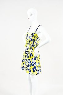 Matthew Williamson short dress Yellow on Tradesy