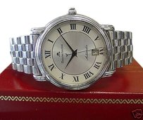 Maurice Lacroix Mens Maurice Lacroix Ref. 2888 Automatic Stainless Steel Date Watch
