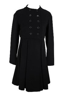 Max & Co. K0140911 Basic Solid Womens Jacket Coat