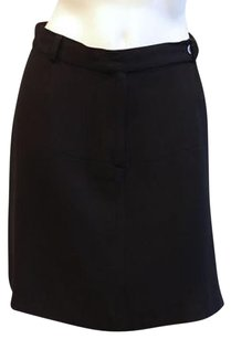 Max & Co. Co Stretch Jersey Skirt Black