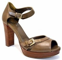 Max Mara Tortora Darsena Light brown Platforms