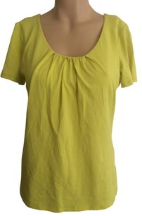 Max Mara T Shirt Lime.