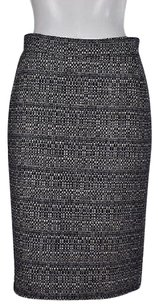 Max Mara Womens Black Skirt Multi-Color