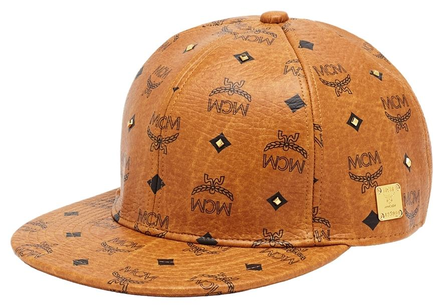 f5bb158486cef ... spain mcm bucket hat cognac 90 5dd3f b99de