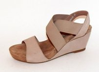 Mephisto Barbara Wedge sand gray Sandals