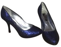 MIA Blue Pumps