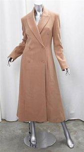 Michael Kors Womens Wool Long Jacket Coat